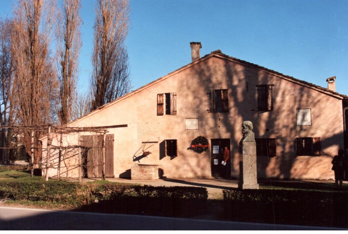 ID 034007633 Casa Natale G.Verdi - la casa - Manuparma - Busseto (PR)