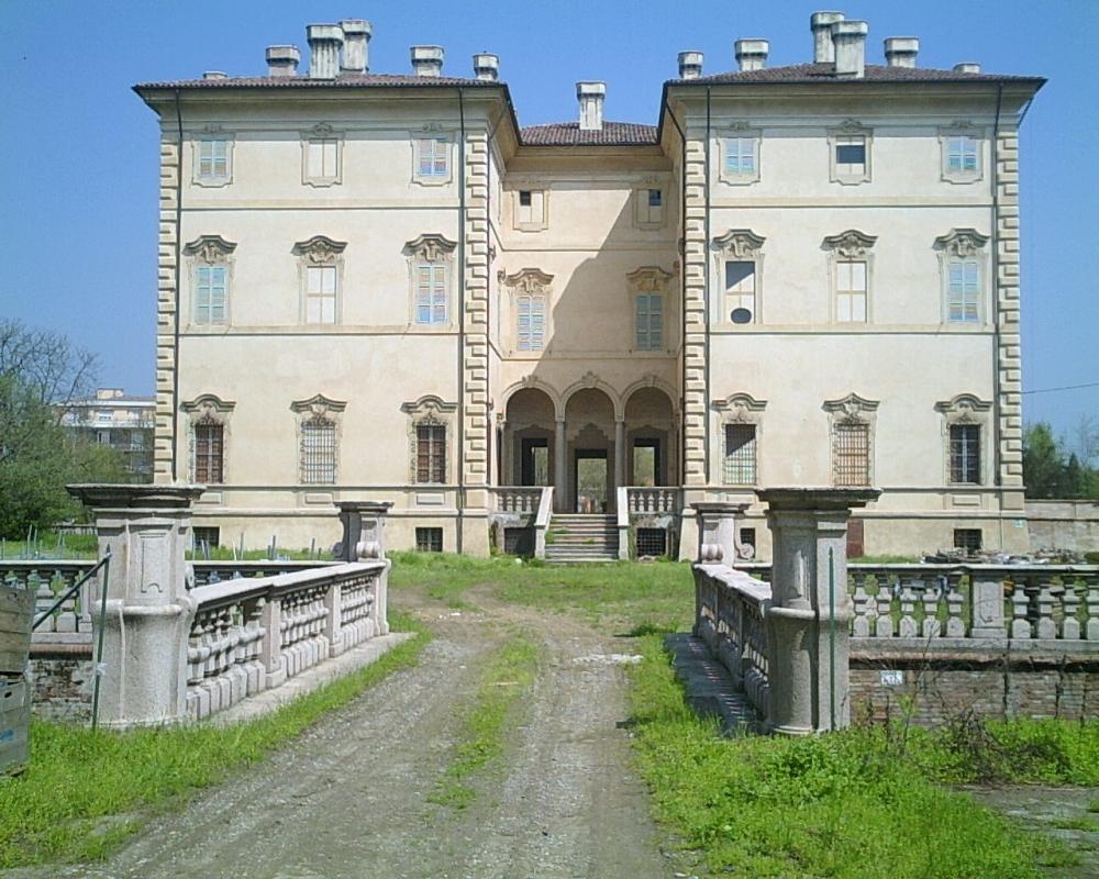 Villa Pallavicino 2005 facciata - Marco Musmeci - Busseto (PR)