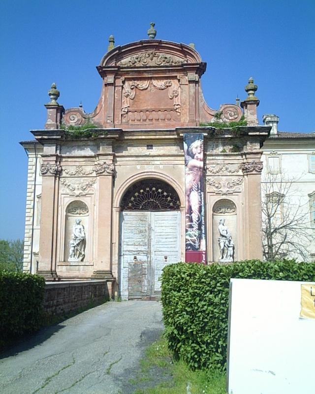 Villa Pallavicino 2005 Ingresso - Marco Musmeci - Busseto (PR)