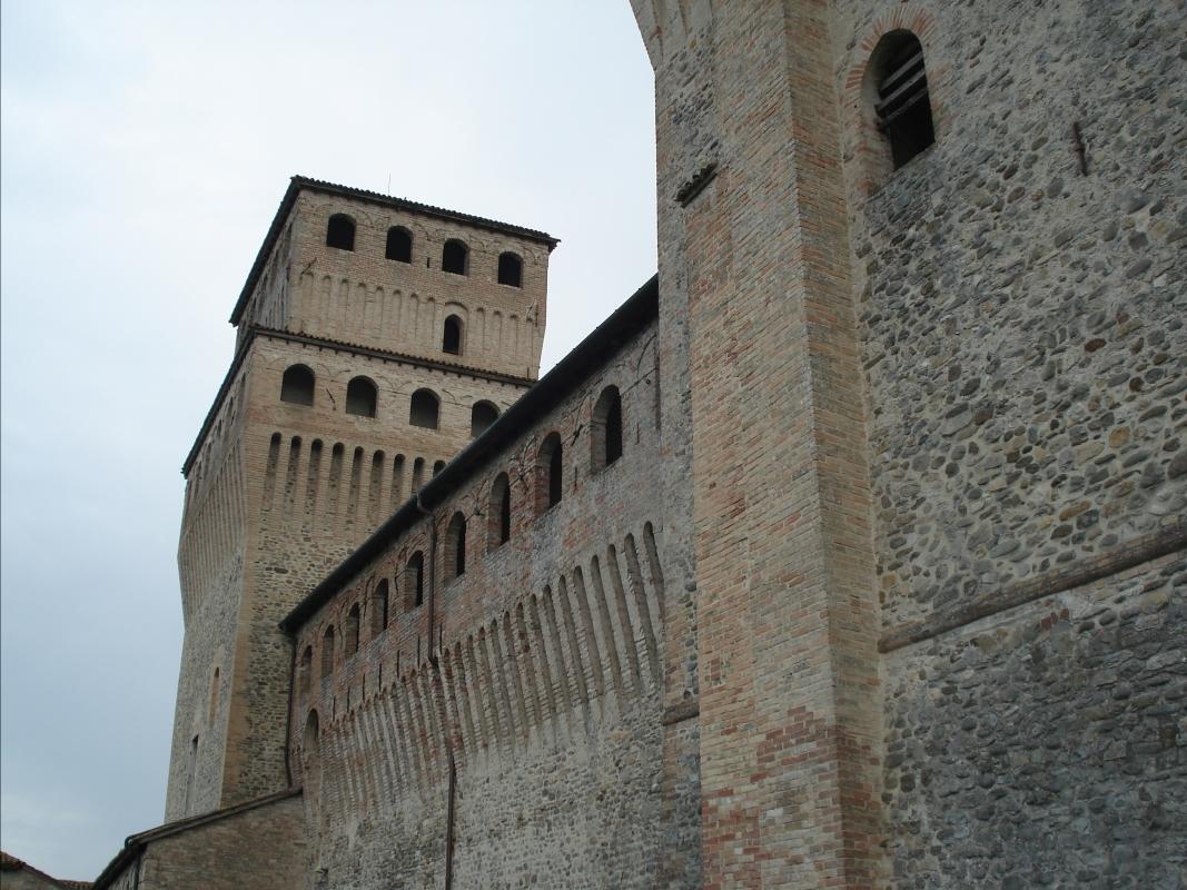 Castello di Torrechiara 02 - Postcrosser - Langhirano (PR)