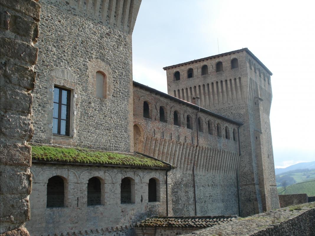 Castello di Torrechiara 06 - Postcrosser - Langhirano (PR)