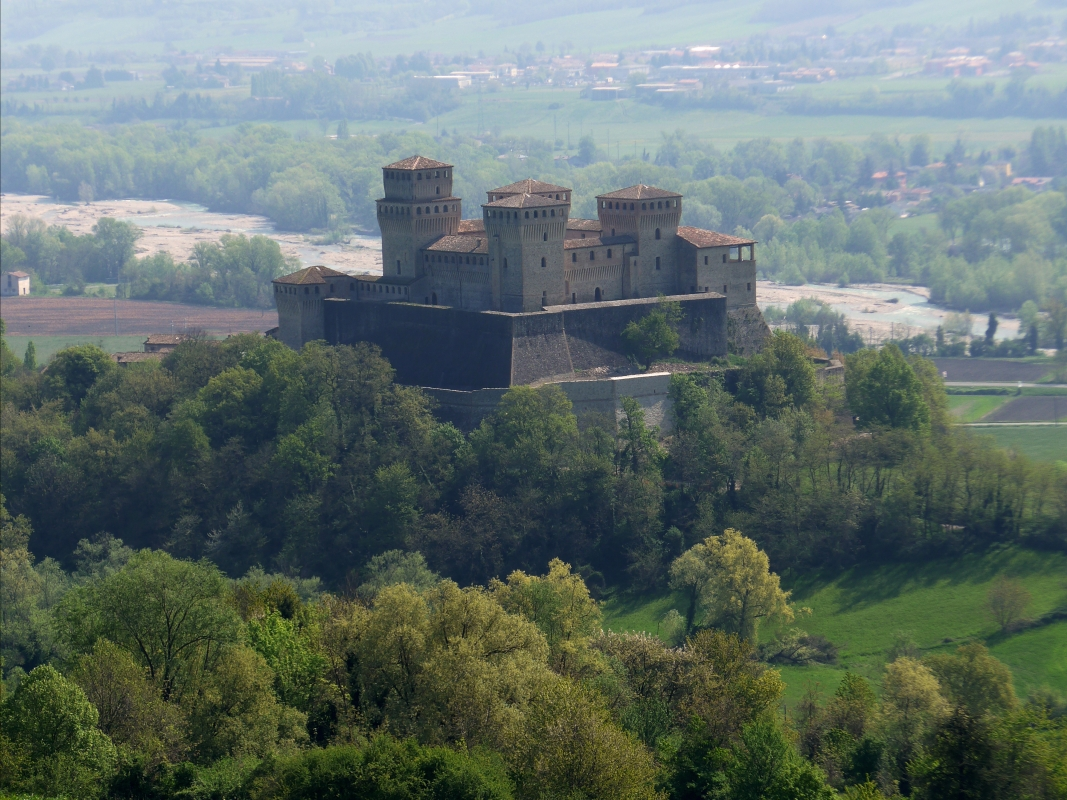 Torrechiara-Castello - Massimo Telò - Langhirano (PR)
