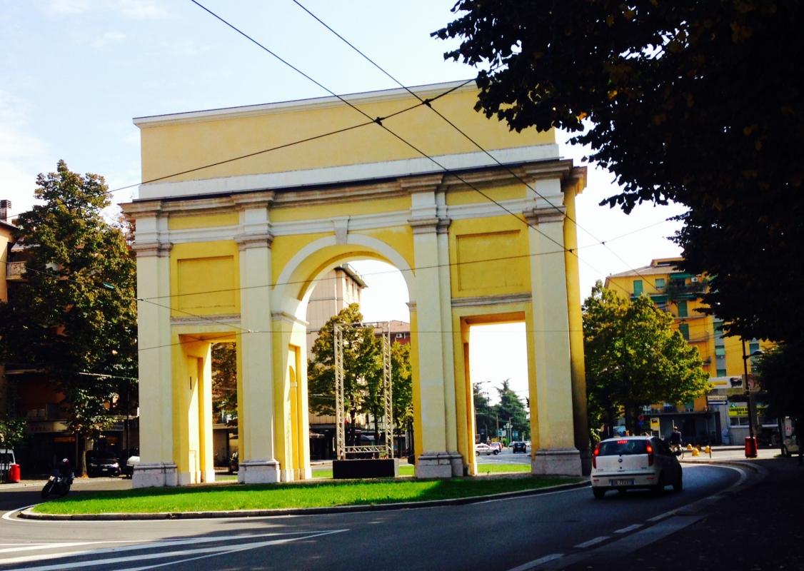 Arco san lazzaro - Virginiasicuri - Parma (PR)
