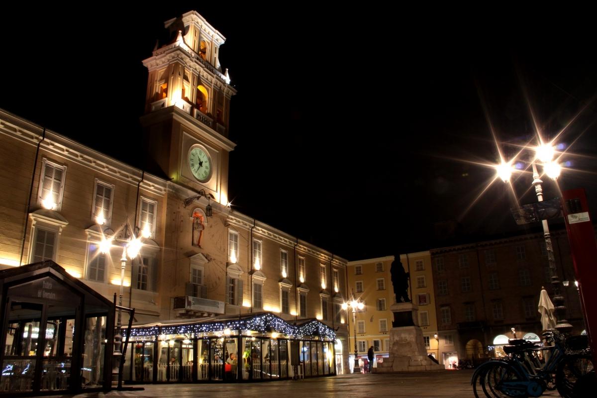 Palazzo del governatore di notte 2012 - Sonia8 - Parma (PR)