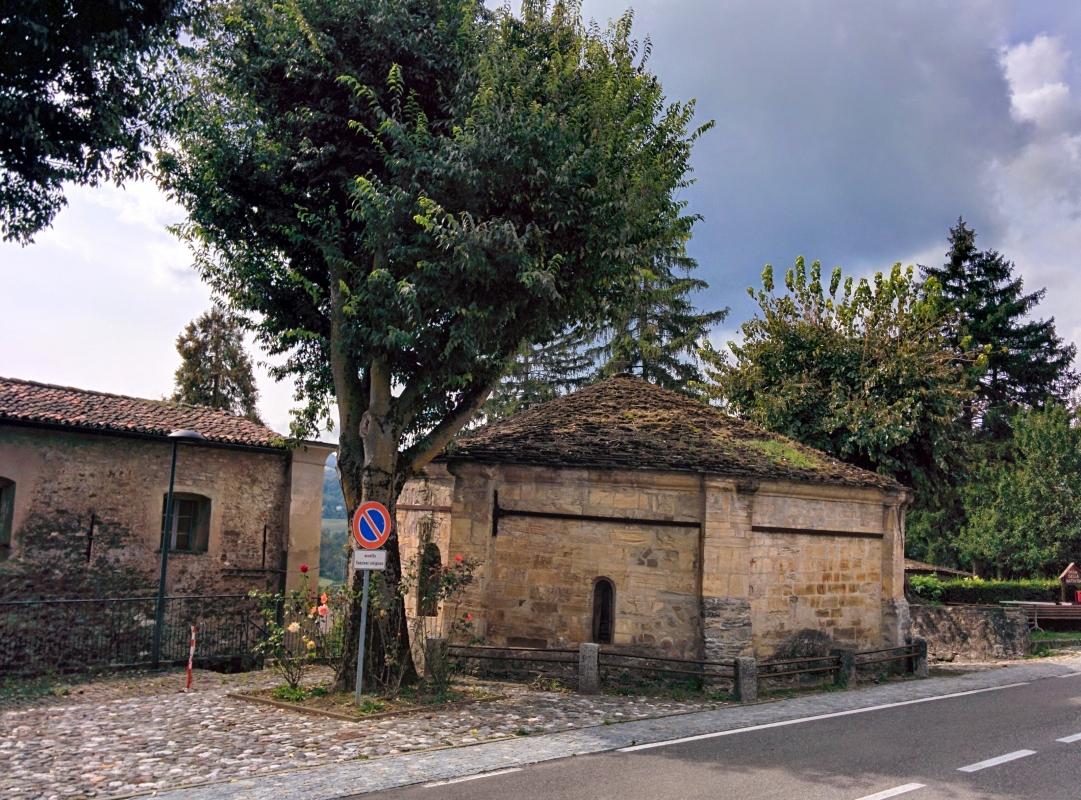Battistero di Serravalle, Varano de' Melegari, Parma 3 - Carloferrari - Varano de' Melegari (PR)