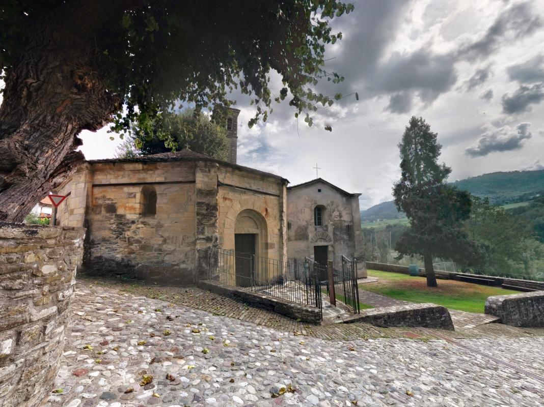 Battistero di Serravalle, Varano de' Melegari, Parma 10 - Carloferrari - Varano de' Melegari (PR)