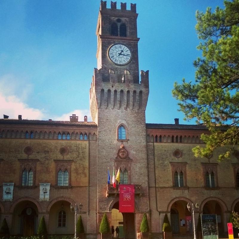 WikiLovesMonuments Rocca Busseto - Alessandra Pradelli - Busseto (PR)