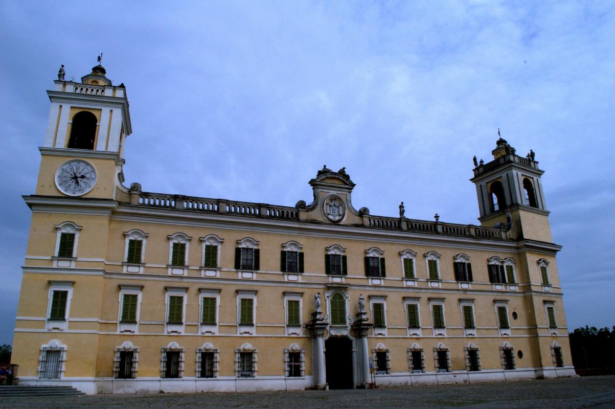 Facciata anteriore Reggia di Colorno - Chiaraprandi.re - Colorno (PR)