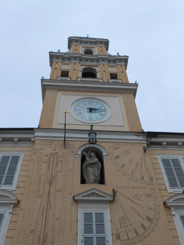 Palazzo del Governatore a Parma (torre) - Cristina Guaetta - Parma (PR)