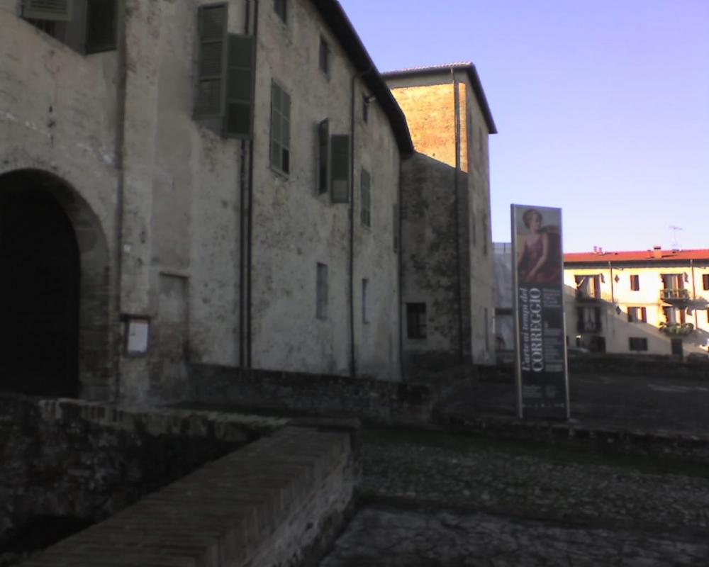 Ingresso nord della rocca - Manuel.frassinetti - Sala Baganza (PR)