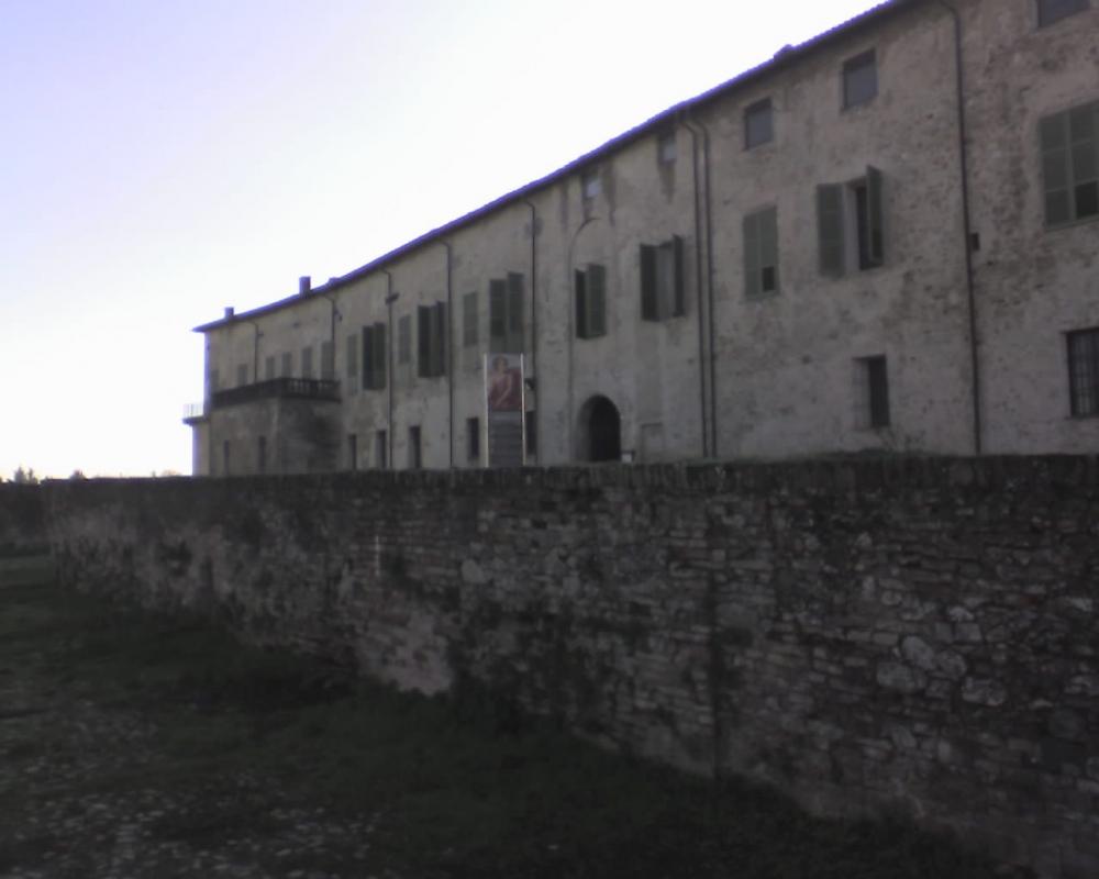 Facciata est della rocca - Manuel.frassinetti - Sala Baganza (PR)