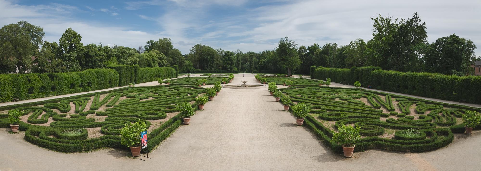 Parco Giardino Reggia di Colorno - Manuele Dellanave - Colorno (PR)