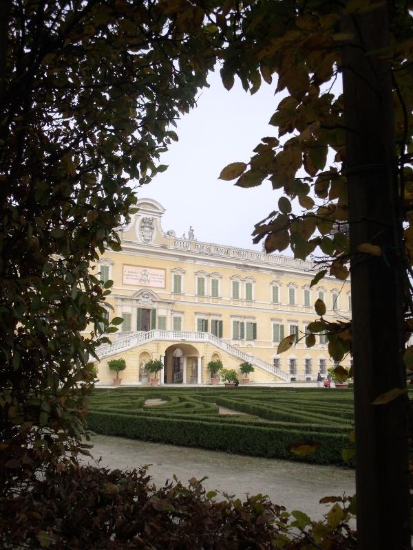 Le Reggia di Colorno vista dal giardino - Silvia Morsiani - Colorno (PR)