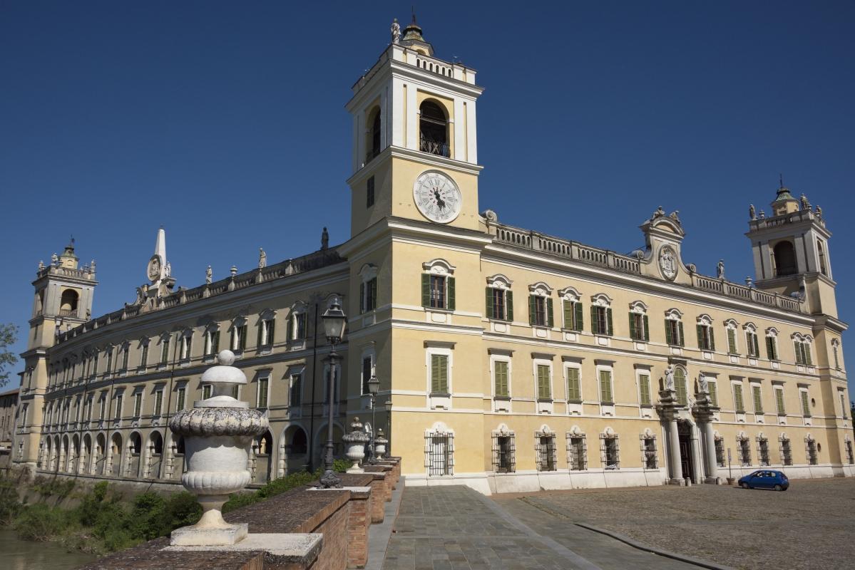 Reggia di Colorno, vista dal Torrente Parma - Enrico Robetto - Colorno (PR)