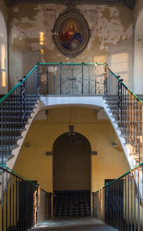 Scalinata Palazzo delle Orsoline - Nadietta90 - Fidenza (PR)