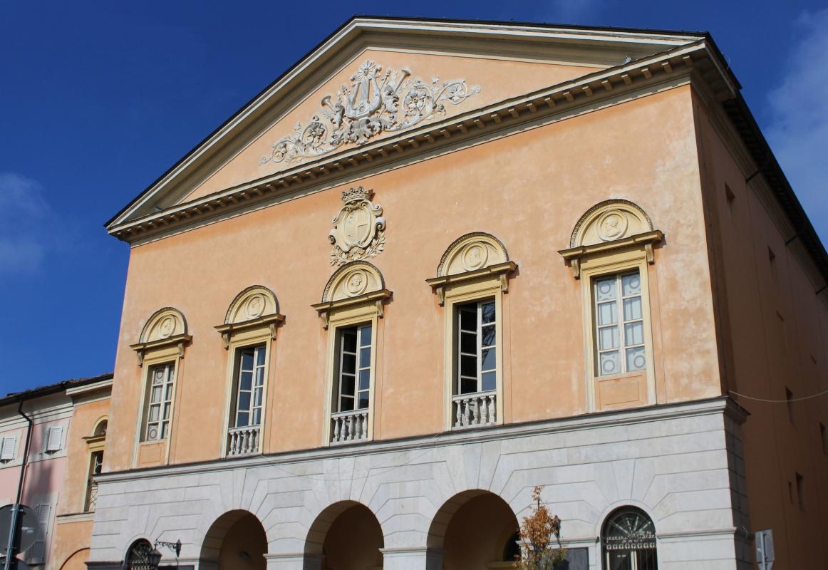 Teatro di Fidenza - Chiara Zanacchi - Fidenza (PR)