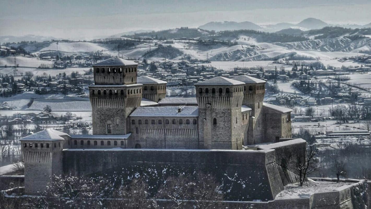 Torrechiara Castello-Langhirano-PR- - Concheddu - Langhirano (PR)