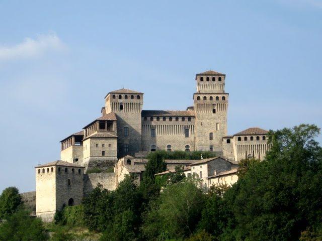 Castelli Ducato Parma e Piacenza - Rosapicci - Langhirano (PR)