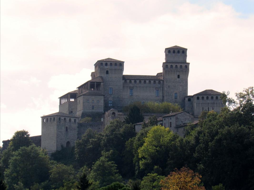 Torrechiara medievale - Giorgia Lottici - Langhirano (PR)