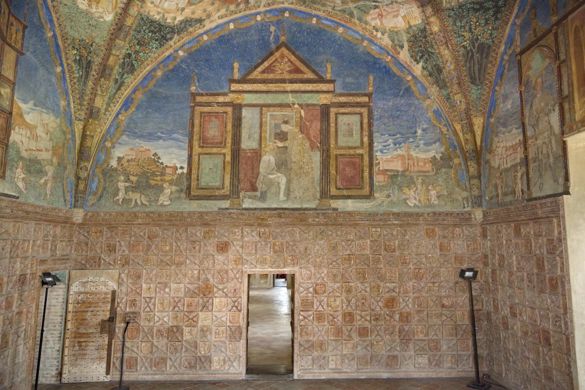 Cstello di Torrechiara, la Camera d' Oro - Enrico Robetto - Langhirano (PR)