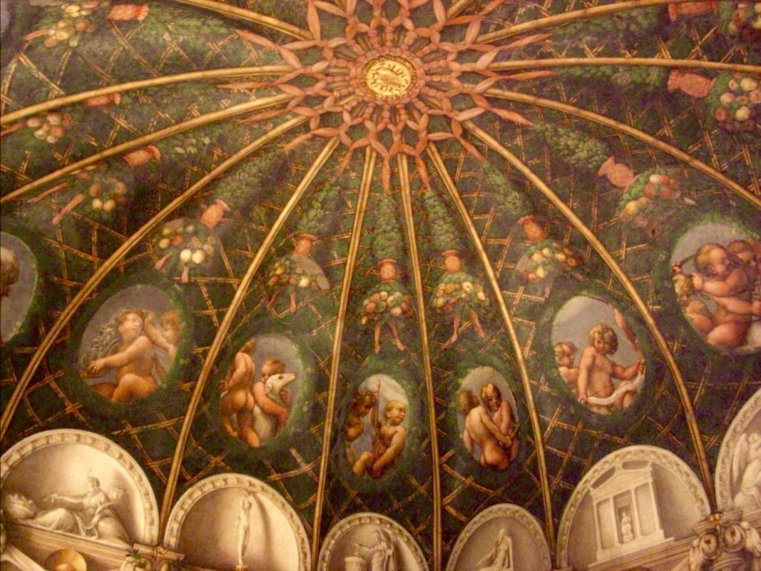 Camera di San Paolo particolare - Clawsb - Parma (PR)