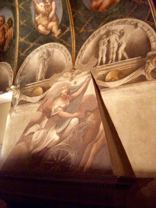 Camera di San Paolo il camino - Clawsb - Parma (PR)