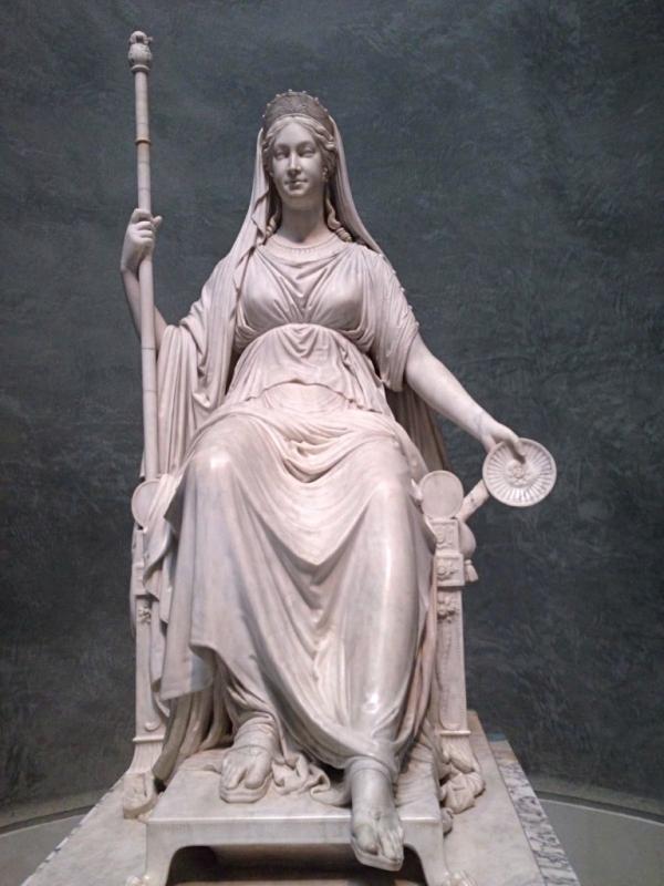 Antonio Canova Maria Luigia d'Asburgo Intero - Waltre manni - Parma (PR)