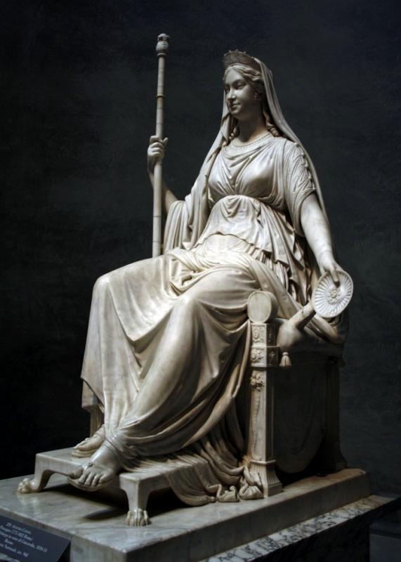 Antonio Canova Maria Luigia d'Austria - Waltre Manni - Parma (PR)