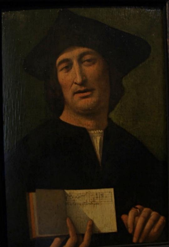 Ritratto Anonimo - Waltre Manni - Parma (PR)