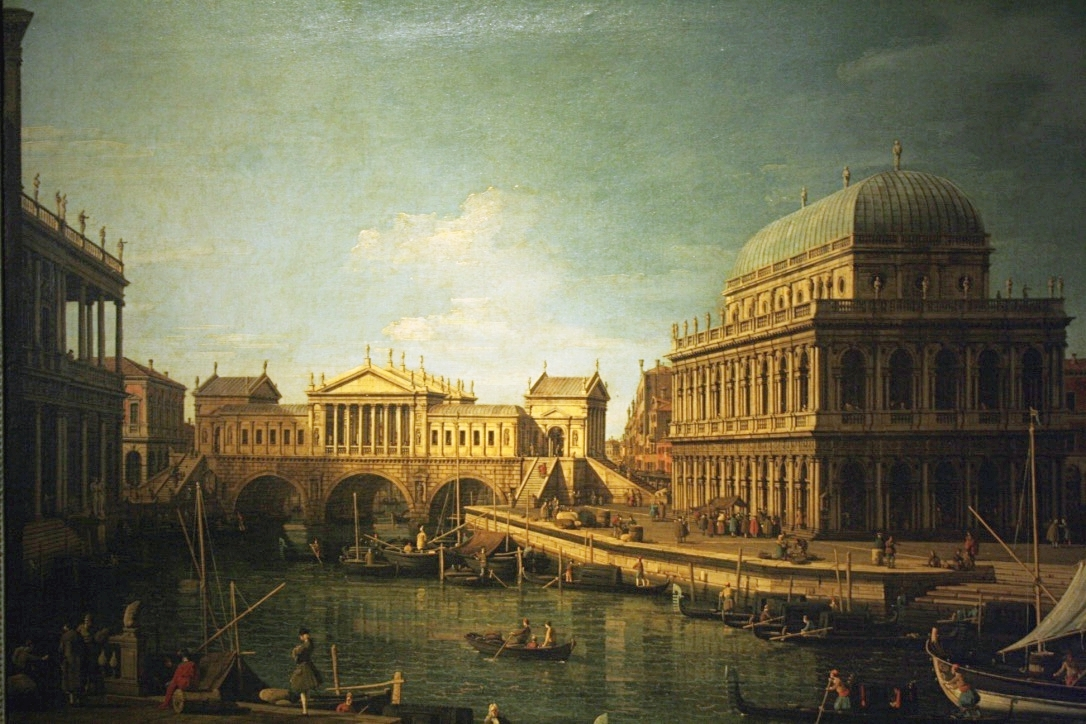 Antonio Canal detto Canaletto - Waltre Manni - Parma (PR)