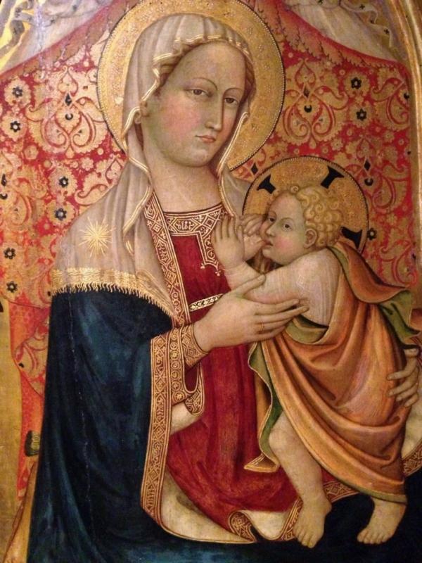 Sala Arte pre-rinascimentale - Waltre manni - Parma (PR)