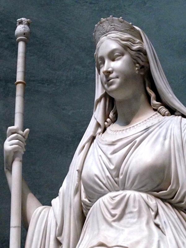 Antonio Canova Maria Luigia d'Asburgo - Waltre manni - Parma (PR)