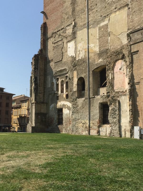 Palazzo della Pilotta facciata rovinata - Simo129 - Parma (PR)