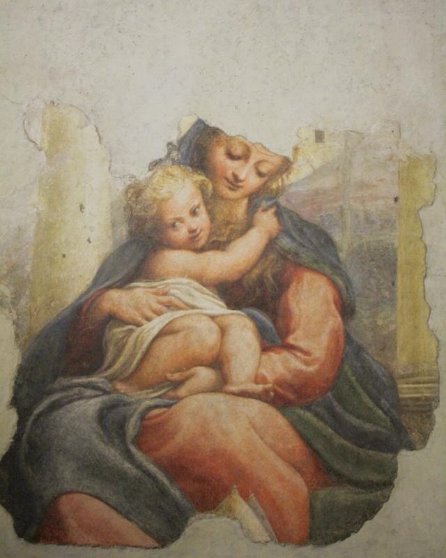 Antonio Allegri detto Correggio La Madonna della Scala - Waltre Manni - Parma (PR)