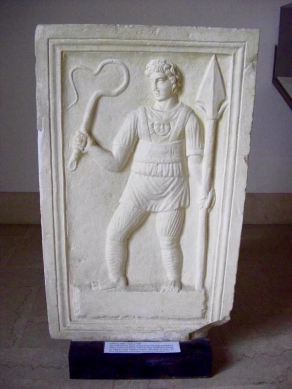 Sezione romana - Clawsb - Parma (PR)