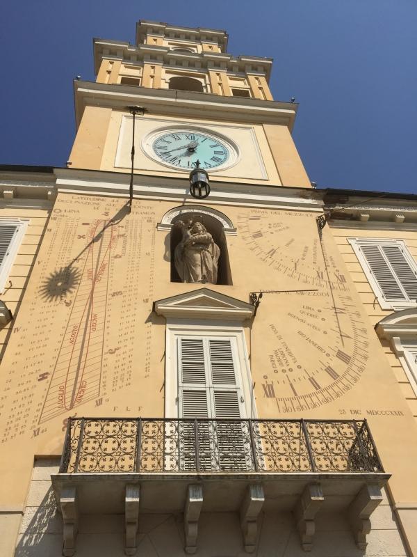 Palazzo del Governatore di giorno - Simo129 - Parma (PR)