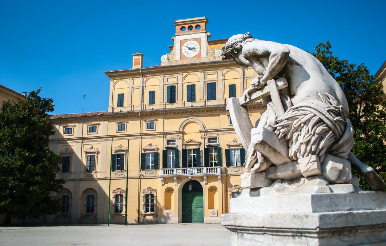 Palazzo Ducale di Parma da un'altra prospettiva - Nadietta90 - Parma (PR)