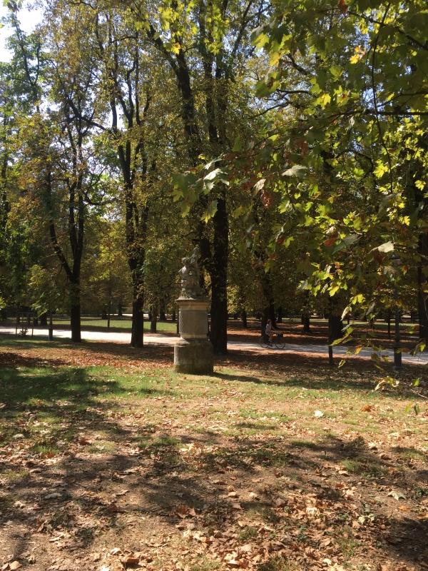 Statua presente nel Parco Ducale - Simo129 - Parma (PR)