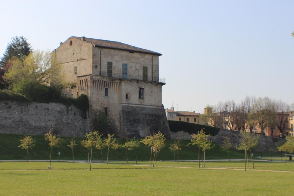 Rocca Sanvitale Sala B - Ginnypeg - Sala Baganza (PR)