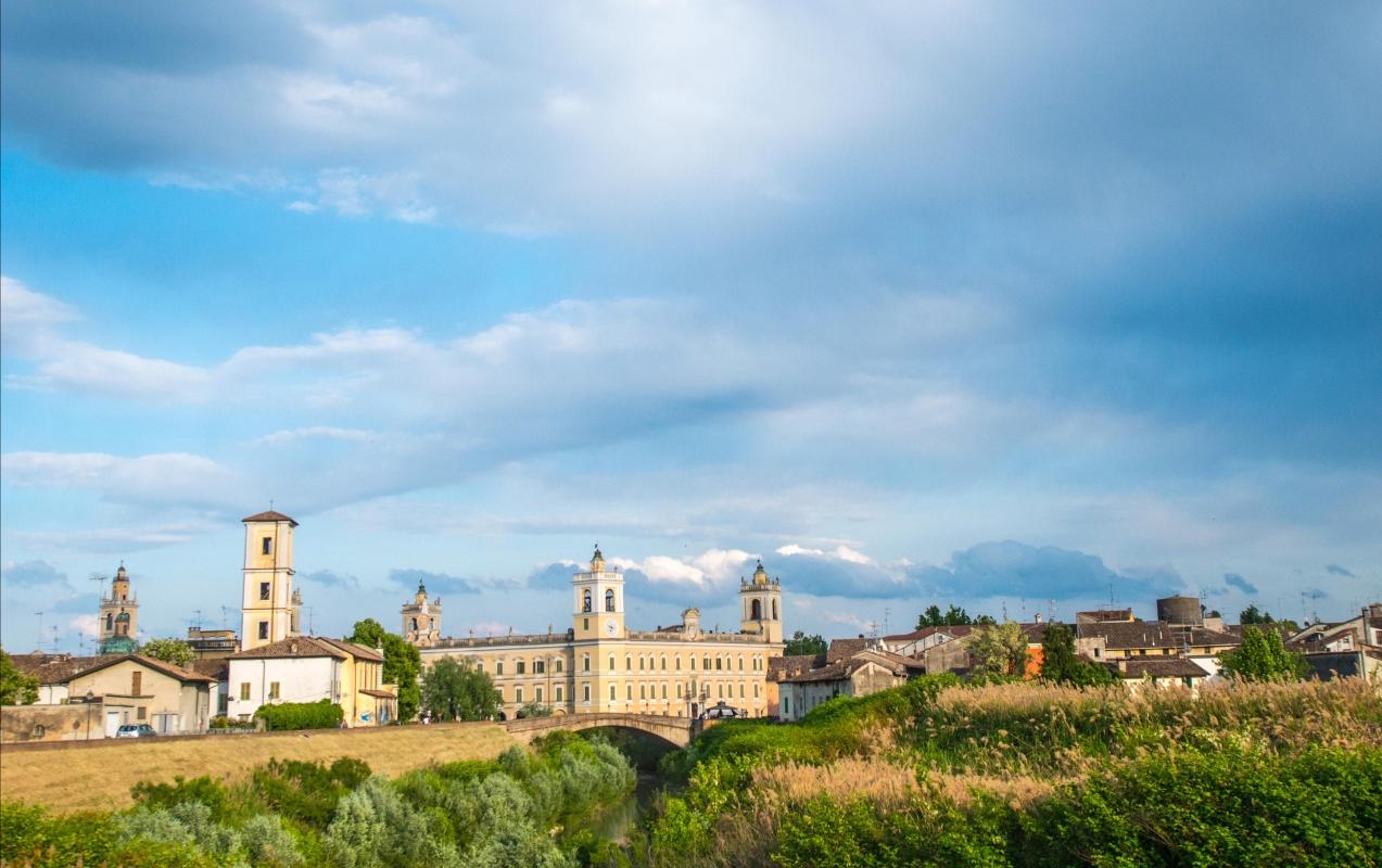 Colorno Palazzo Ducale panorama - Wwikiwalter - Colorno (PR)