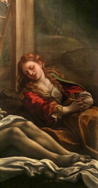Correggio, compianto sul cristo morto, 1524 ca. 06 - Sailko - Parma (PR)