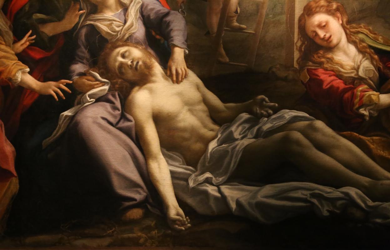 Correggio, compianto sul cristo morto, 1524 ca. 03 - Sailko - Parma (PR)