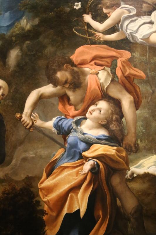 Correggio, martirio dei ss. placido, flavia, eutichio e vittorino, 1524 ca. 06 - Sailko - Parma (PR)