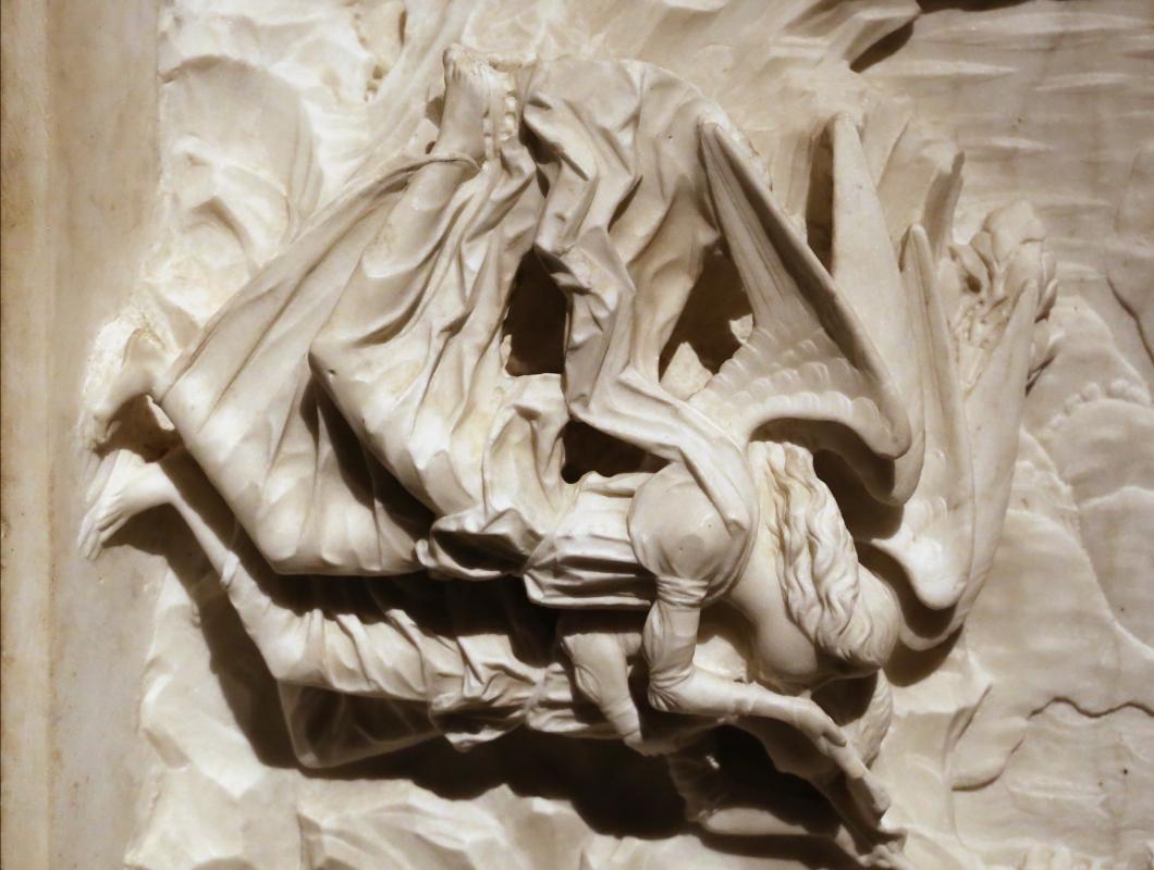 Giovanni antonio amadeo (ambito), fuga in egitto, 1475-1500 ca., da certosa di parma, 03 - Sailko - Parma (PR)