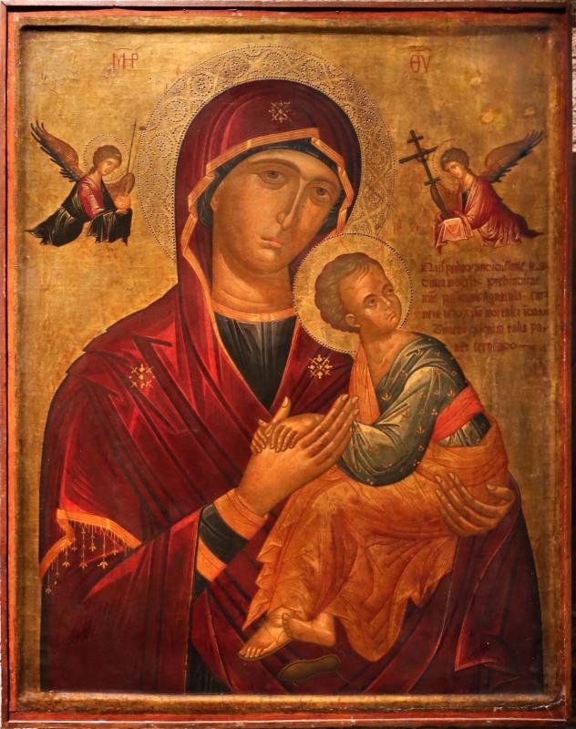 Madonna della passione, 1440-50 ca - Sailko - Parma (PR)