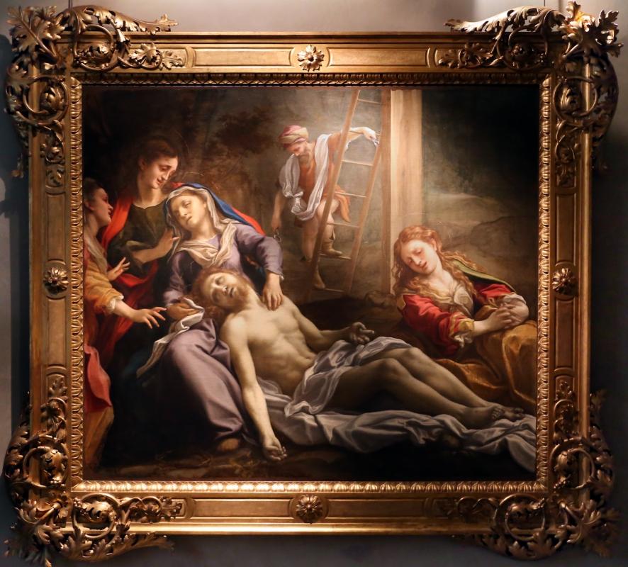 Correggio, compianto sul cristo morto, 1524 ca. 01 - Sailko - Parma (PR)