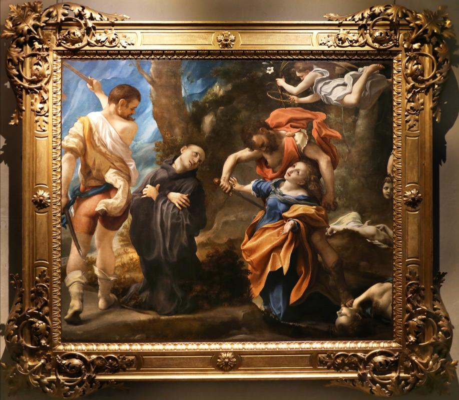 Correggio, martirio dei ss. placido, flavia, eutichio e vittorino, 1524 ca. 01 - Sailko - Parma (PR)