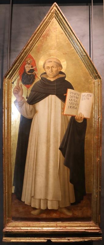 Domenico di michelino, san vincenzo ferrer, 1455-70 ca - Sailko - Parma (PR)
