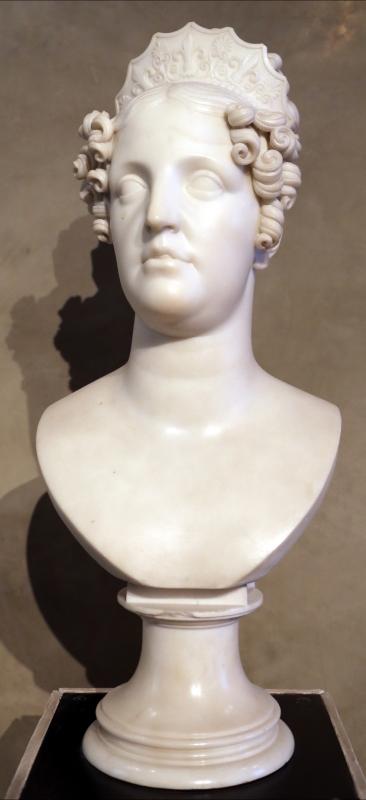 Lorenzo bartolini, ritratto di maria luisa di borbone, 1823 - Sailko - Parma (PR)