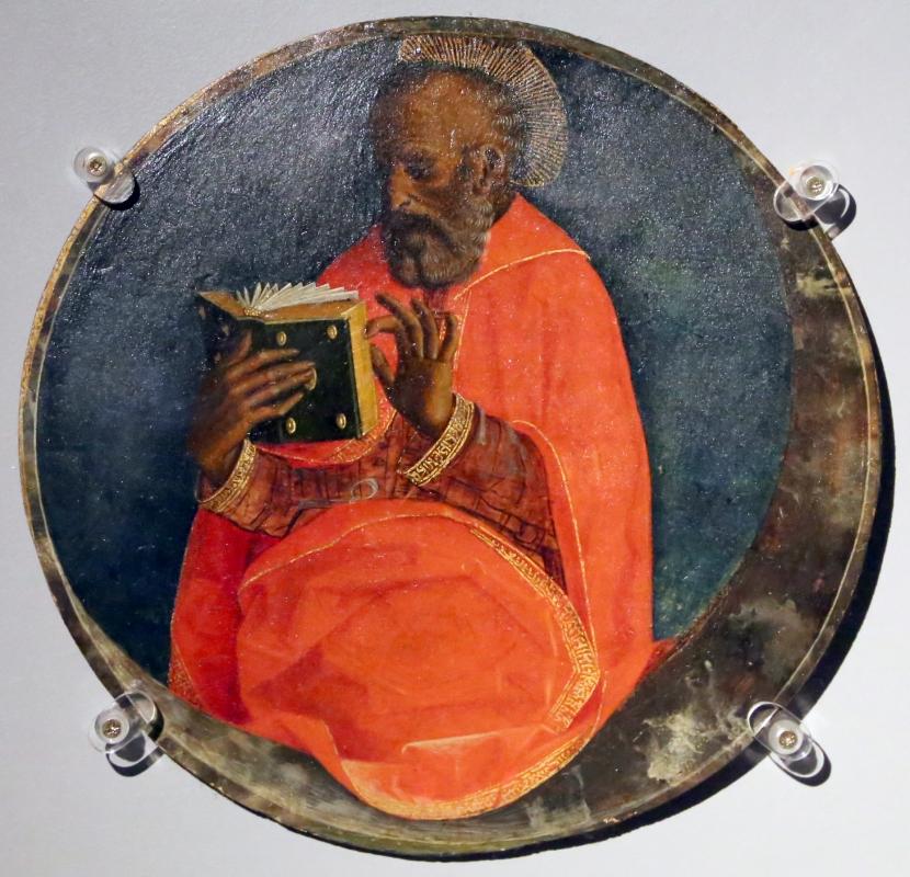 Bernardino butinone, san girolamo - Sailko - Parma (PR)